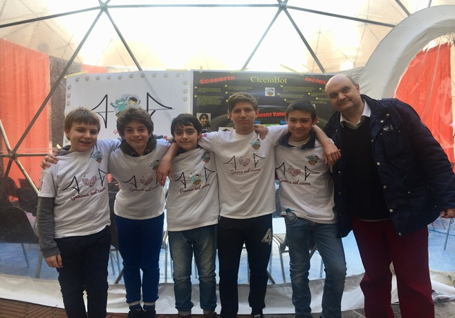 Orientamenti 2019 alla First Lego League di Montevideo
